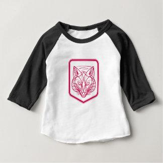 Fox-HauptWappen Monoline Baby T-shirt