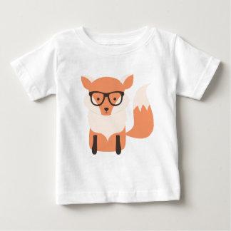 Fox-Hipster Baby T-shirt