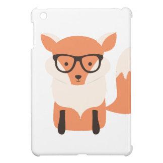 Fox-Hipster iPad Mini Hülle