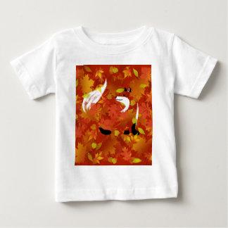 Fox im Wald Baby T-shirt