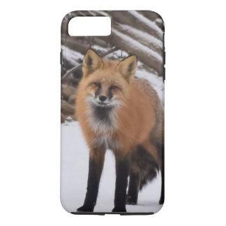Fox iPhone 8 Plus/7 Plus Hülle