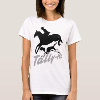 Fox-Jagd Tally-Ho T-Shirt