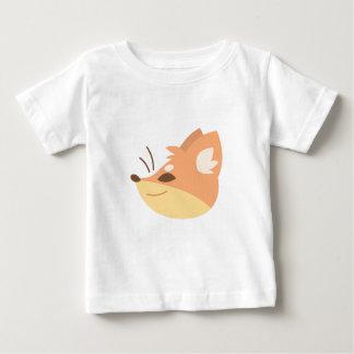Fox-Kopf Baby T-shirt