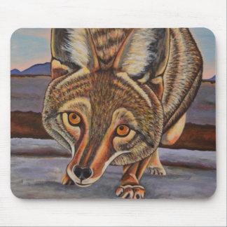 Fox-Mausunterlage Mousepad