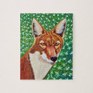 Fox-Puzzlespiel Puzzle
