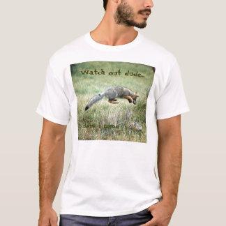 Fox-Springen T-Shirt