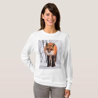 Fox-T-Shirt, foxy T-Stück, Tierkleidung T-Shirt