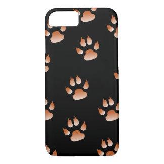 Fox-Tatzen-Telefon-Kasten iPhone 8/7 Hülle