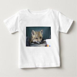 Fox-Telefon-Kasten Baby T-shirt