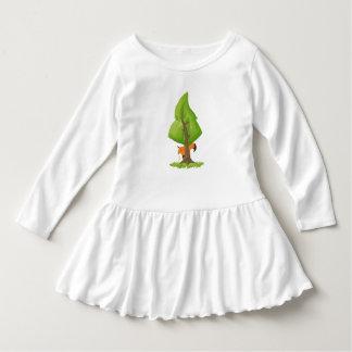 Fox Tree Kleid