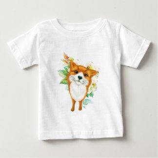 Fox und Rosen Baby T-shirt