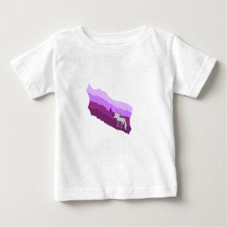 Fox von Farben Baby T-shirt