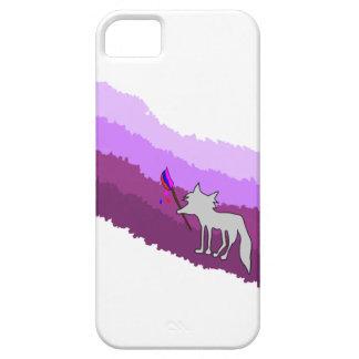 Fox von Farben Hülle Fürs iPhone 5