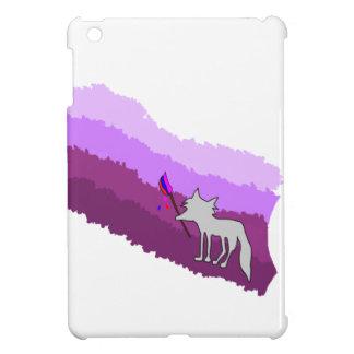 Fox von Farben iPad Mini Hülle