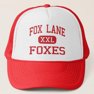 Fox-Weg - Füchse - Mitte - Bedford New York Truckerkappe
