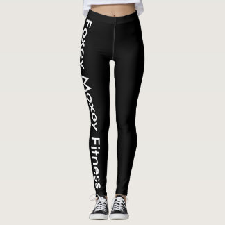 Foxey Moxey Fitness-Gamaschen Leggings