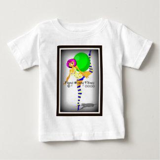 foxey moxey Fitnesslogo erneuern Baby T-shirt