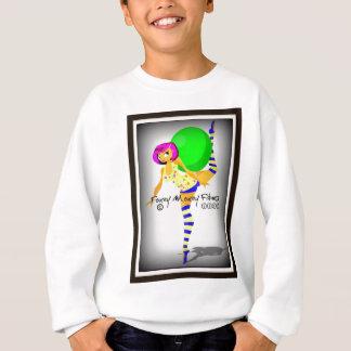 foxey moxey Fitnesslogo erneuern Sweatshirt