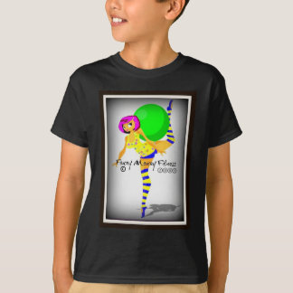foxey moxey Fitnesslogo erneuern T-Shirt