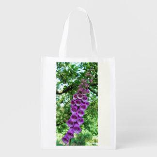 Foxglove-Einkaufstasche