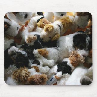 Foxterrier-Welpe Mousepads