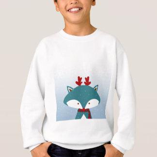 Foxy erhalten Sie für Weihnachten modisch Sweatshirt