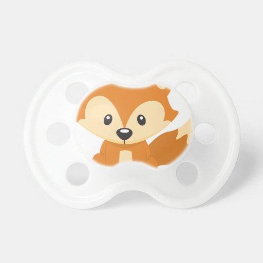 Foxy Fuchs Baby Schnuller