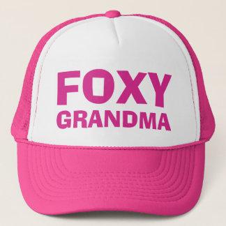Foxy Großmutter-Hüte Truckerkappe