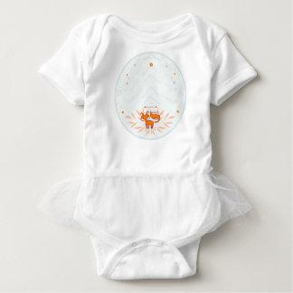 Foxy Loxy Baby Baby Strampler