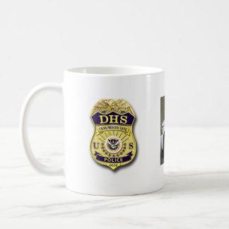 FPS LKW und Abzeichen Kaffeetasse