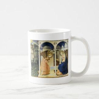 Fra Angelico die Ankündigung Kaffeetasse