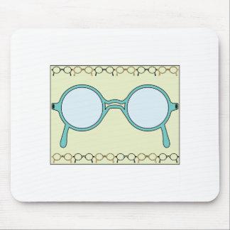 Fraamed Gläser Mousepad
