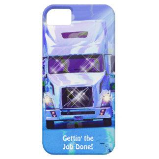 Fracht, die das iPhone 5 des Fracht-LKW-Fahrers Etui Fürs iPhone 5