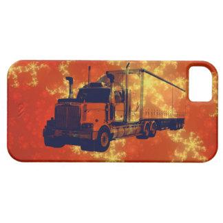 Fracht, die das iPhone 5 des Fracht-LKW-Fahrers iPhone 5 Schutzhülle