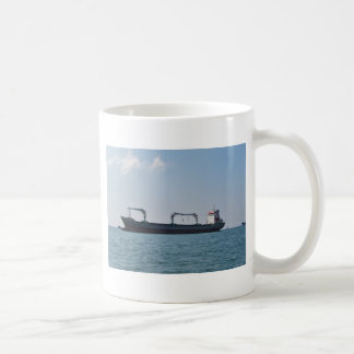 Frachtschiff Bozona Kaffeetasse