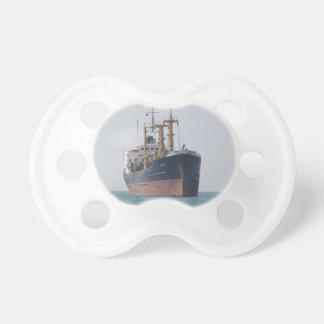 Frachtschiff ein Asli Schnuller