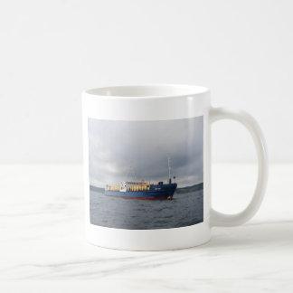 Frachtschiff Lotos 1 Kaffeetasse