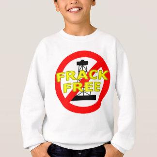 Frack geben Großbritannien frei Sweatshirt