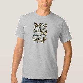 Frack-Raupen, Schmetterlinge und Motten Shirt