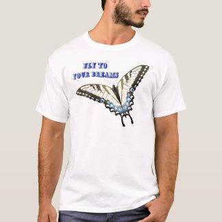 Frack-Schmetterling T-Shirt