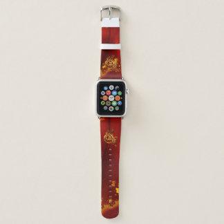 FractalCelt 1 Grafikdesign Apple Watch Armband