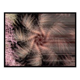 fractalfan Postkarte