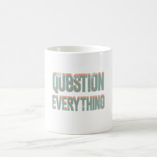 Frage alles kaffeetasse
