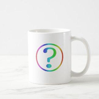 Frage Kaffeetasse