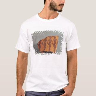 Fragment von Tonwaren T-Shirt