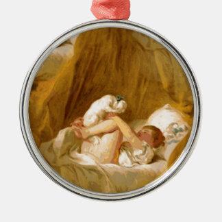 fragonard silbernes ornament