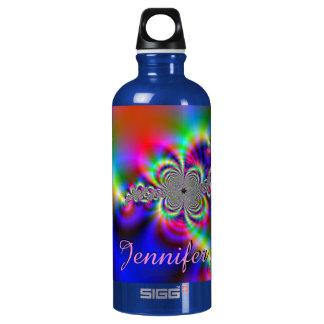 Fraktal 50 aluminiumwasserflasche
