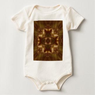 Fraktal 564 baby strampler