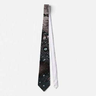 Fraktal 733 bedruckte krawatte