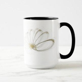 Fraktal Art Kaffeetasse